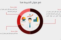 قالب أعمال الشركات - نموذج عرض بوربوينت عربي احترافي جدا ومجاني (حصري) Slide11