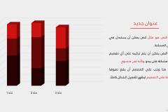 قالب أعمال الشركات - نموذج عرض بوربوينت عربي احترافي جدا ومجاني (حصري) Slide12