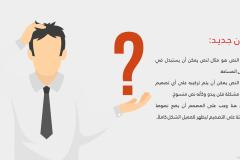 قالب أعمال الشركات - نموذج عرض بوربوينت عربي احترافي جدا ومجاني (حصري) Slide3