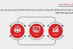 قالب أعمال الشركات - نموذج عرض بوربوينت عربي احترافي جدا ومجاني (حصري) Slide7