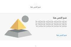 قالب اليوم الأول - عرض بوربوينت عربي ومجاني جاهز للتعديل Slide10