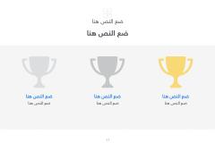قالب اليوم الأول - عرض بوربوينت عربي ومجاني جاهز للتعديل Slide11