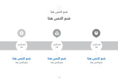 قالب اليوم الأول - عرض بوربوينت عربي ومجاني جاهز للتعديل Slide15