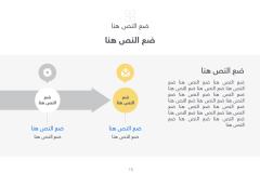 قالب اليوم الأول - عرض بوربوينت عربي ومجاني جاهز للتعديل Slide16