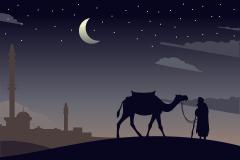 Hilal-Ramadan-mage-by-Mudassar-Iqbal خلفيات بوربوينت اسلامية ورمضان