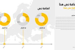 قالب كوتيو للأعمال - عرض بوربوينت عربي مجاني جاهز للتحميل والتعديل Slide10