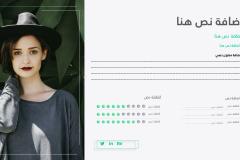 قالب إكس إي - عرض بوربوينت عربي ومجاني قابل للتعديل (حصري) - Slide15