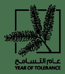 تحميل شعار عام التسامح png - الامارات 2019