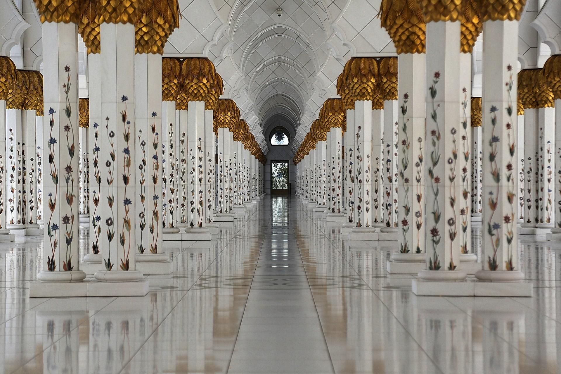 صورة خلفيات بوربوينت اسلامية روعة للعروض مجانا للتحميل وبدون حقوق